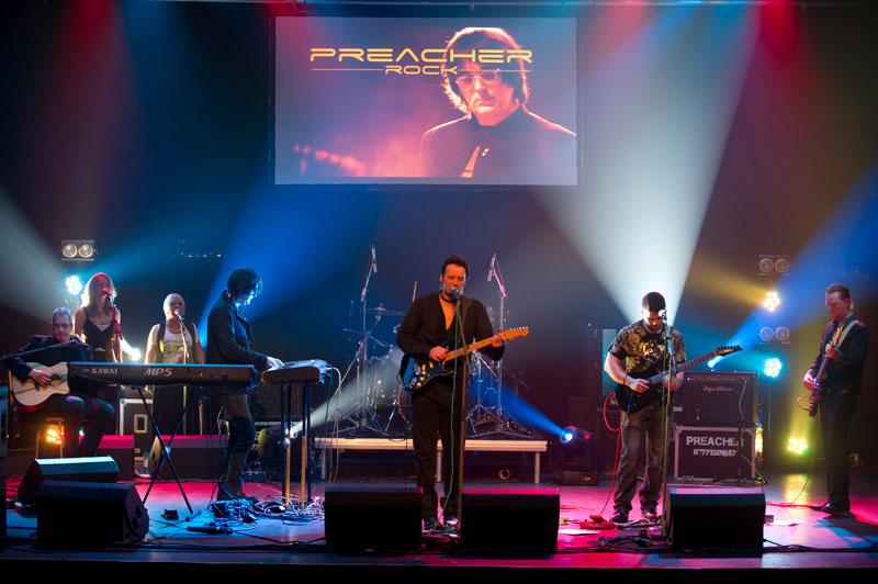 Preacher Rock Band S1